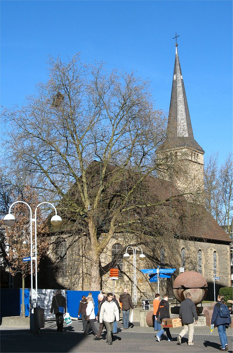 Bild Pauluskirche Bochum