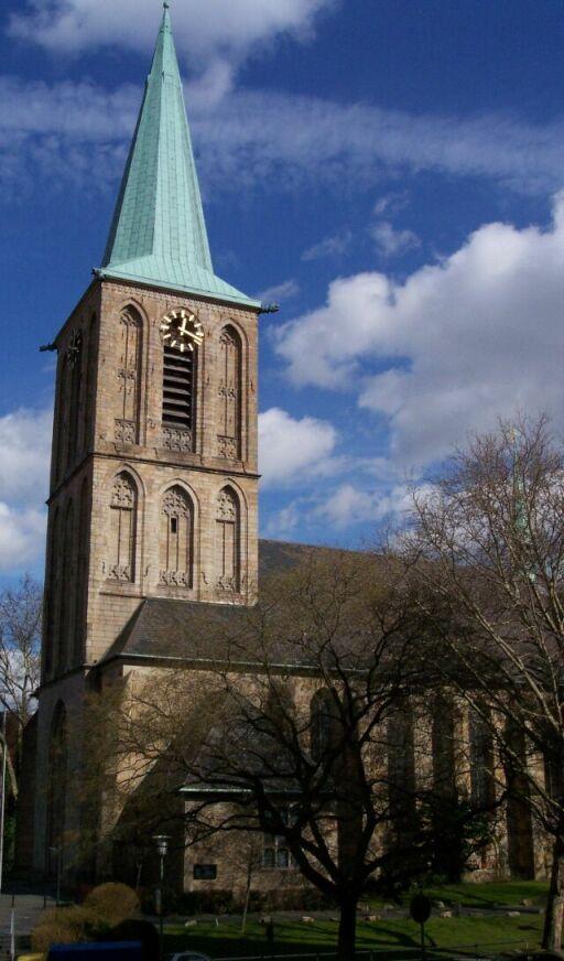 Bild Propsteikirche Bochum