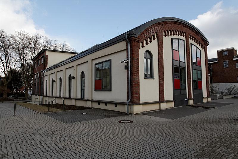 Bild Galerie des Kultur Magazins Lothringen Bochum