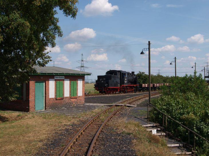 Bild Mansfelder Bergwerksbahn
