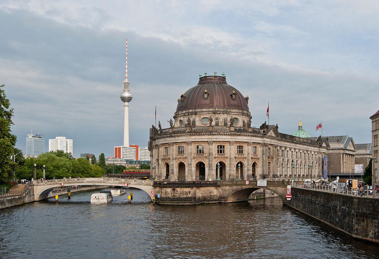Bild Bodemuseum Berlin