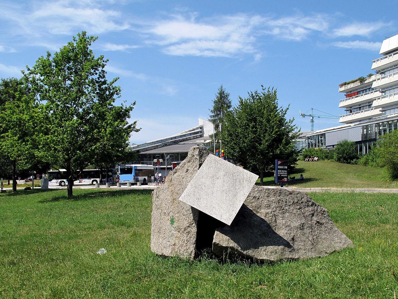 Bild Skulpturenpfad der Universität Ulm