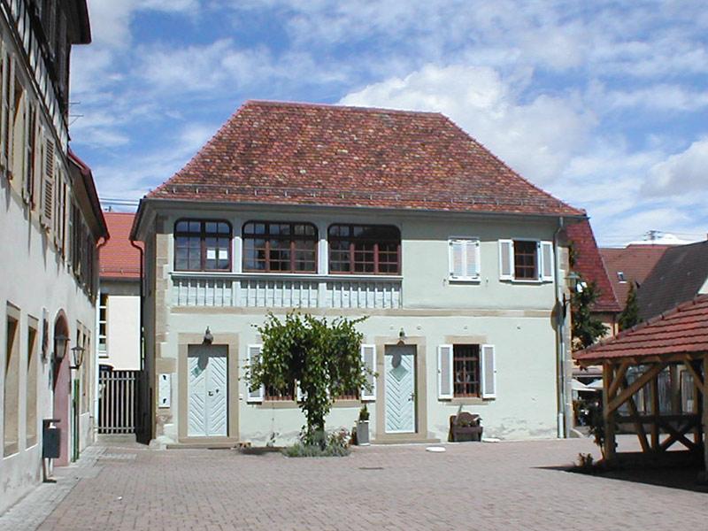 Bild Museum Sophie La Roche Bönnigheim