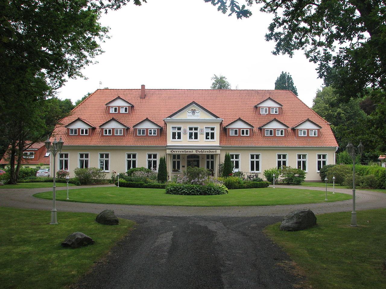 Bild Herrenhaus Bohlendorf