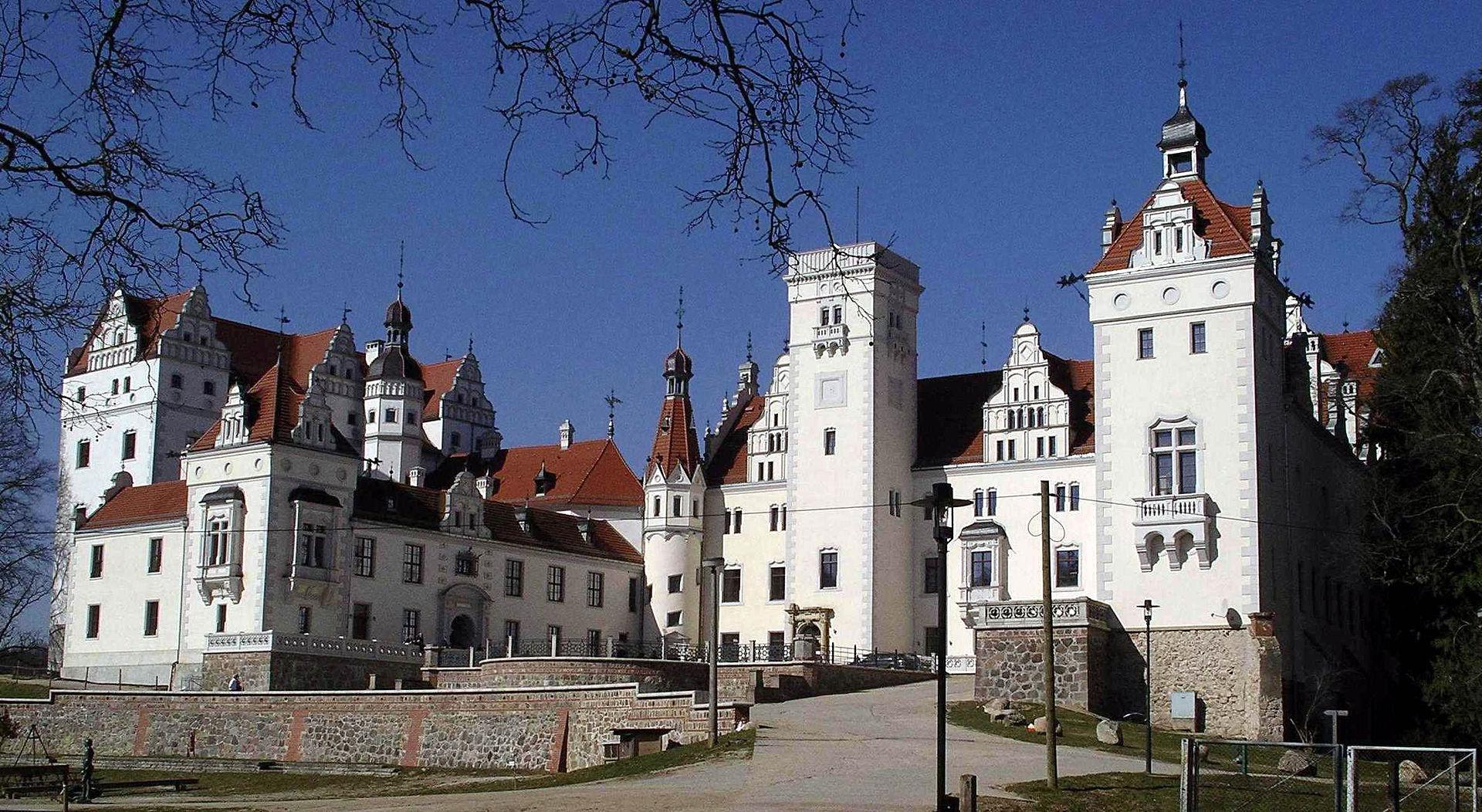 Bild Schloss Boitzenburg
