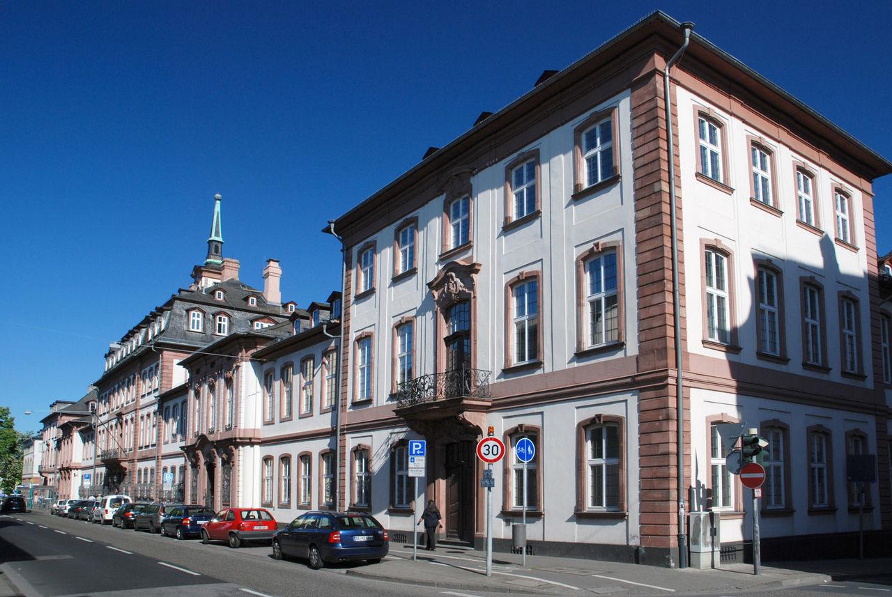 Bild Bolongarogarten Frankfurt am Main