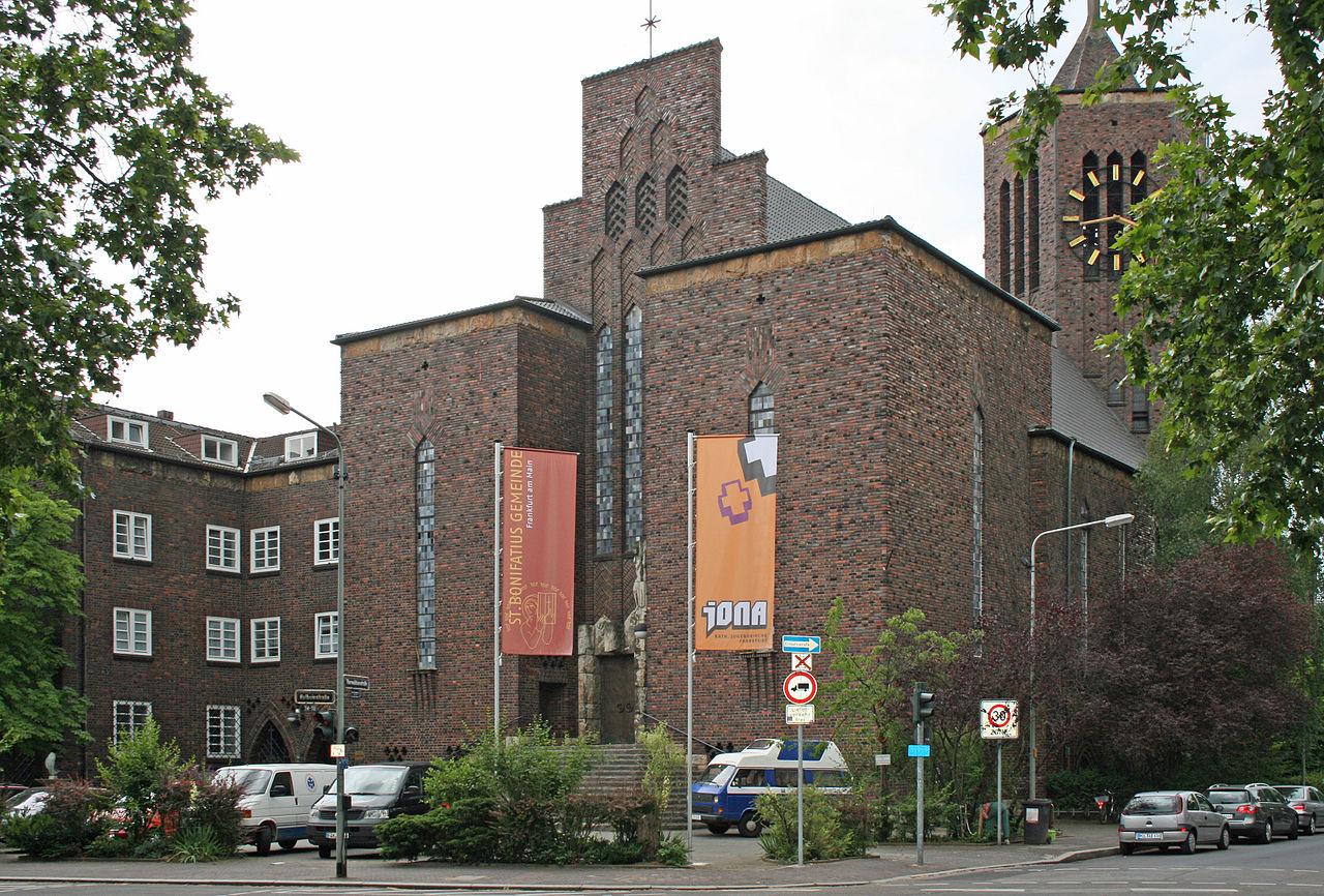 Bild Kirche St. Bonifatius Frankfurt am Main