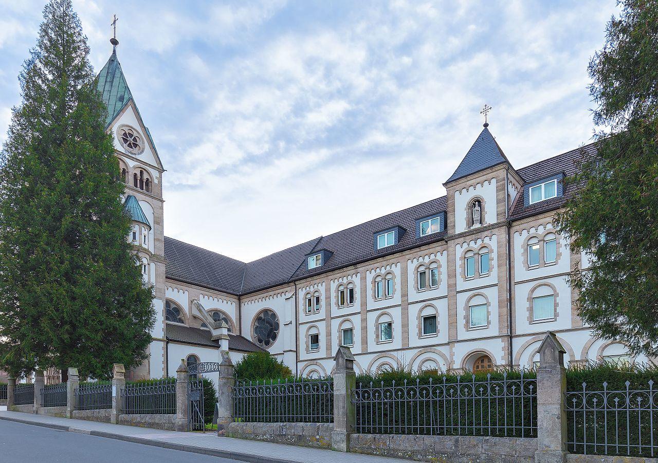 Bild St. Bonifatiuskloster Hünfeld