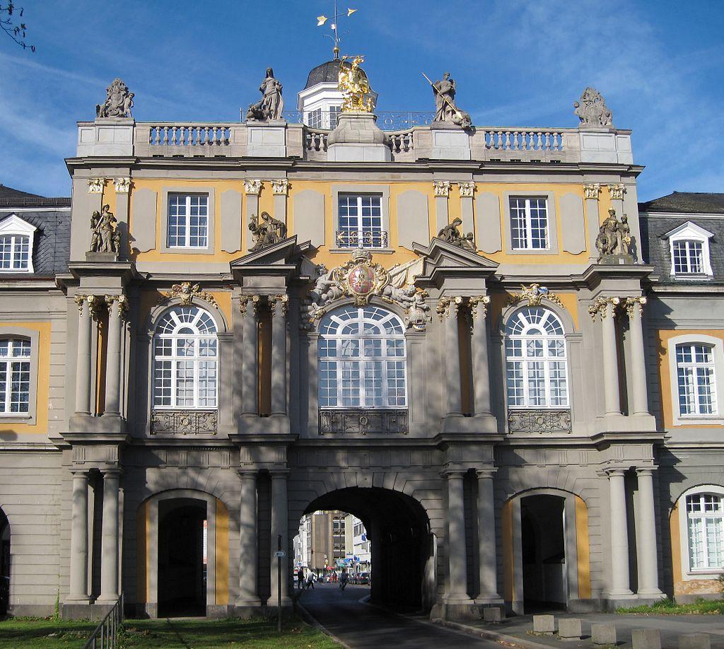Bild Hofgarten und kurfürstliches Schloss Bonn