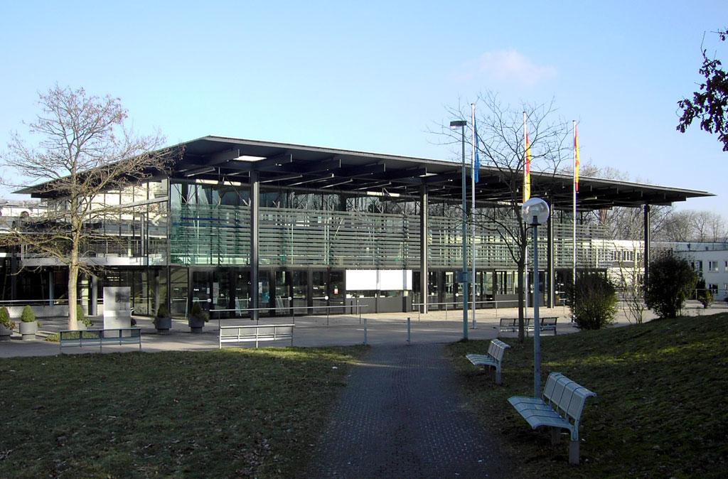 Bild Bundeshaus Bonn