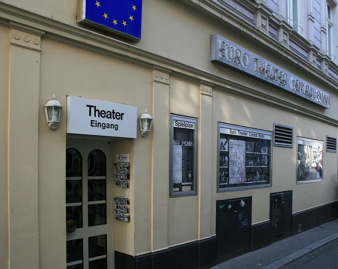 Theater In Bonn