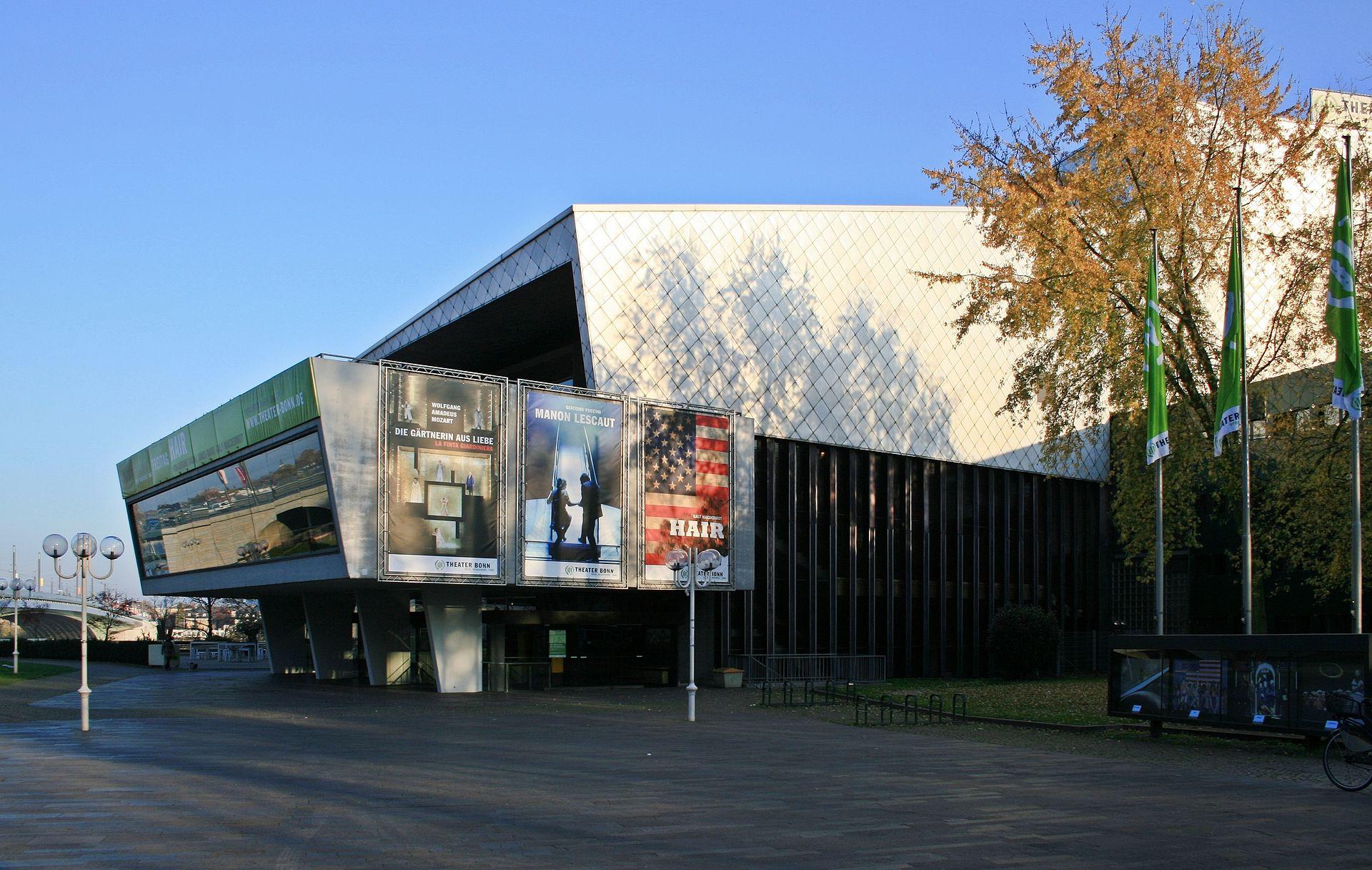 Bild Opernhaus Bonn