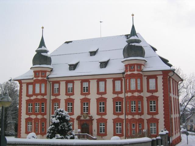 Bild Schloss Bonndorf