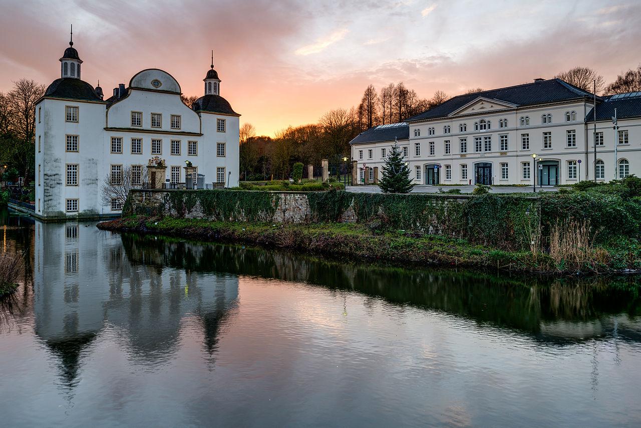 Bild Schloss Borbeck Essen
