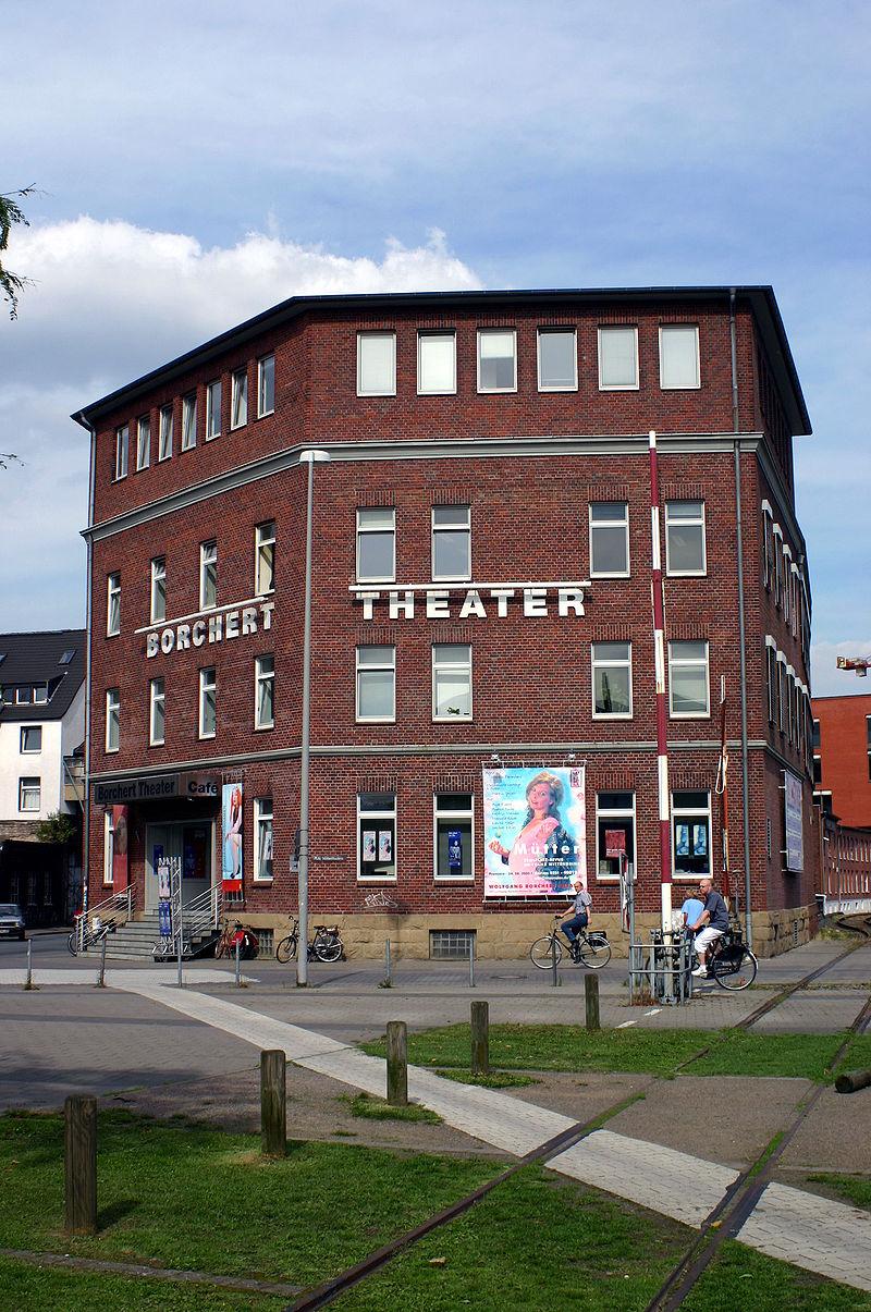 Bild Wolfgang Borchert Theater Münster