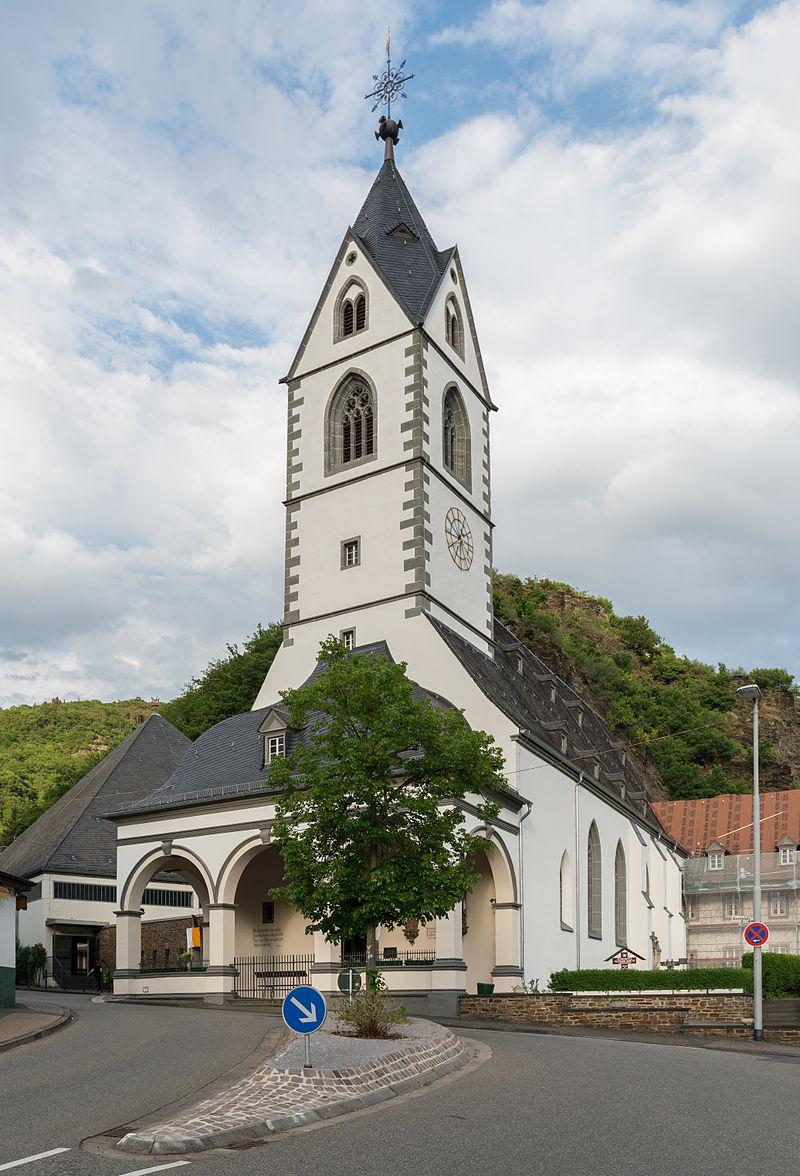 Bild Wallfahrtskloster Bornhofen