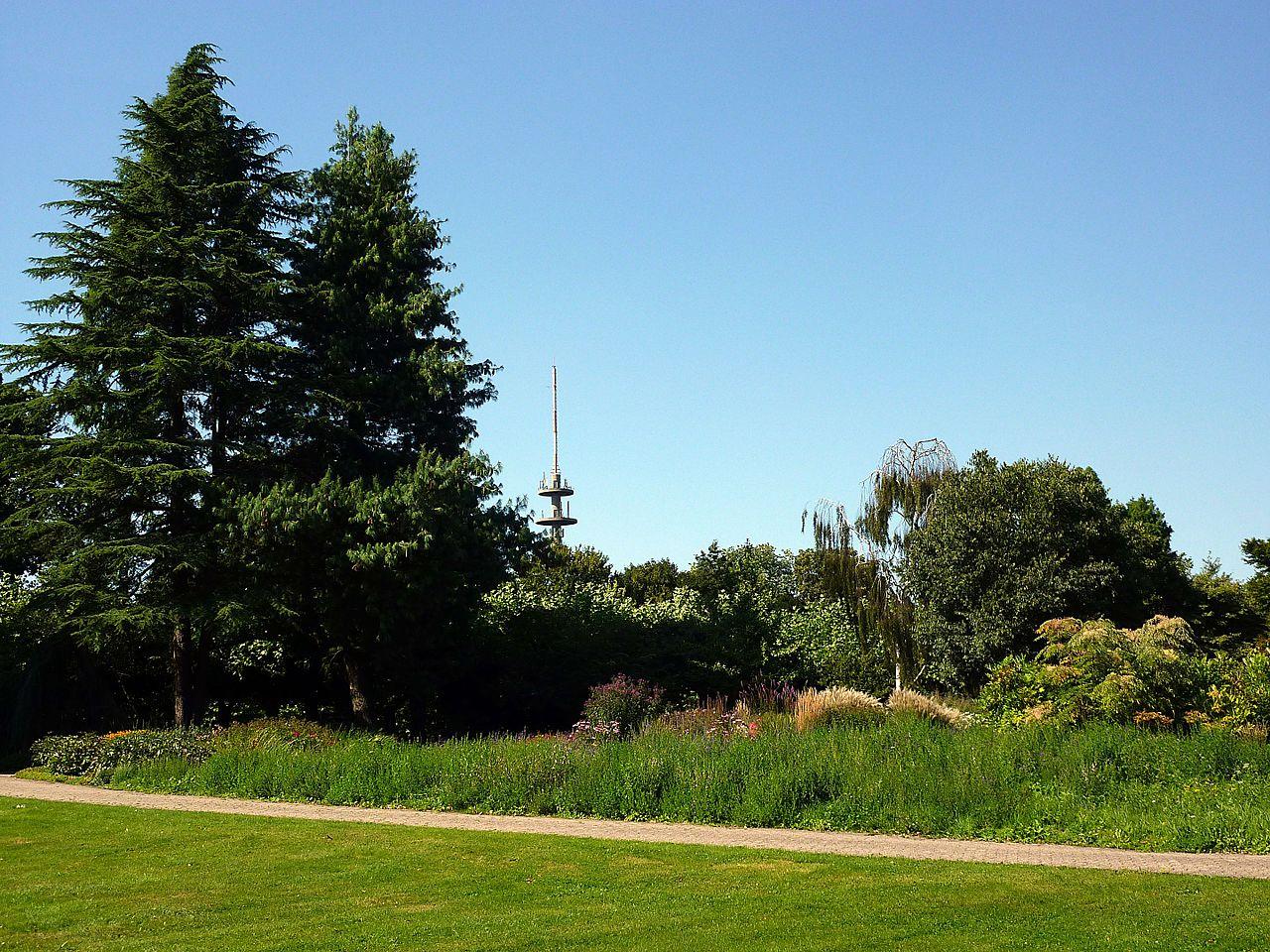 Bild Botanischer Garten Krefeld