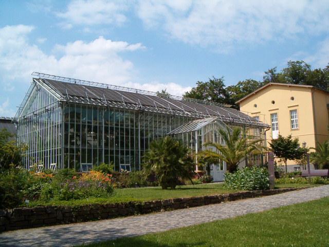 Bild Botanischer Garten Potsdam