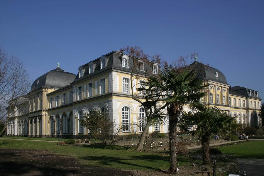 Bild Botanischer Garten Bonn