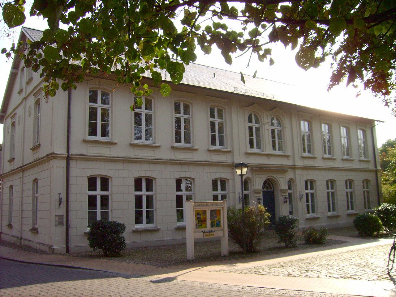 Bild Nordfriisk Instituut Bredstedt