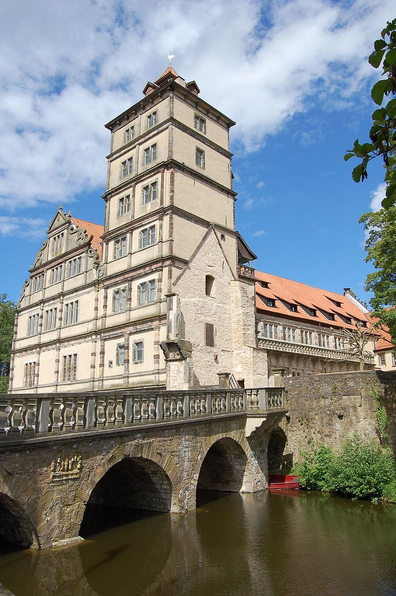 Bild Schloss Brake Lemgo