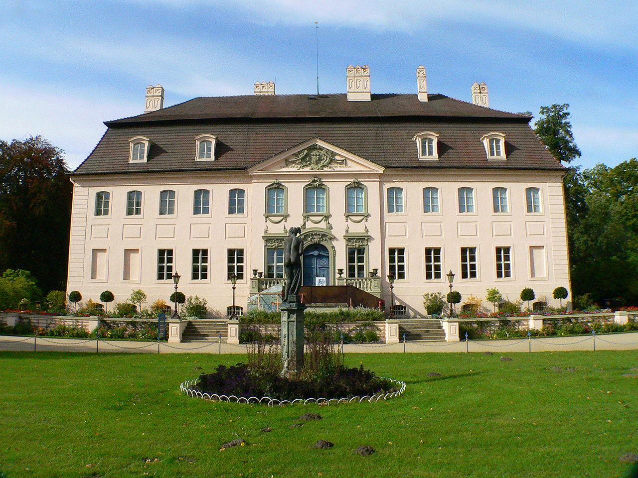 Bild Schloss und Park Branitz
