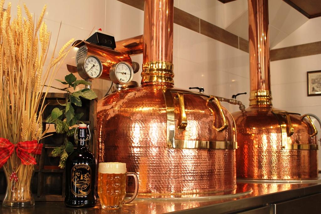 Bild Bad Lobensteiner Destillerie & Marktbrauerei