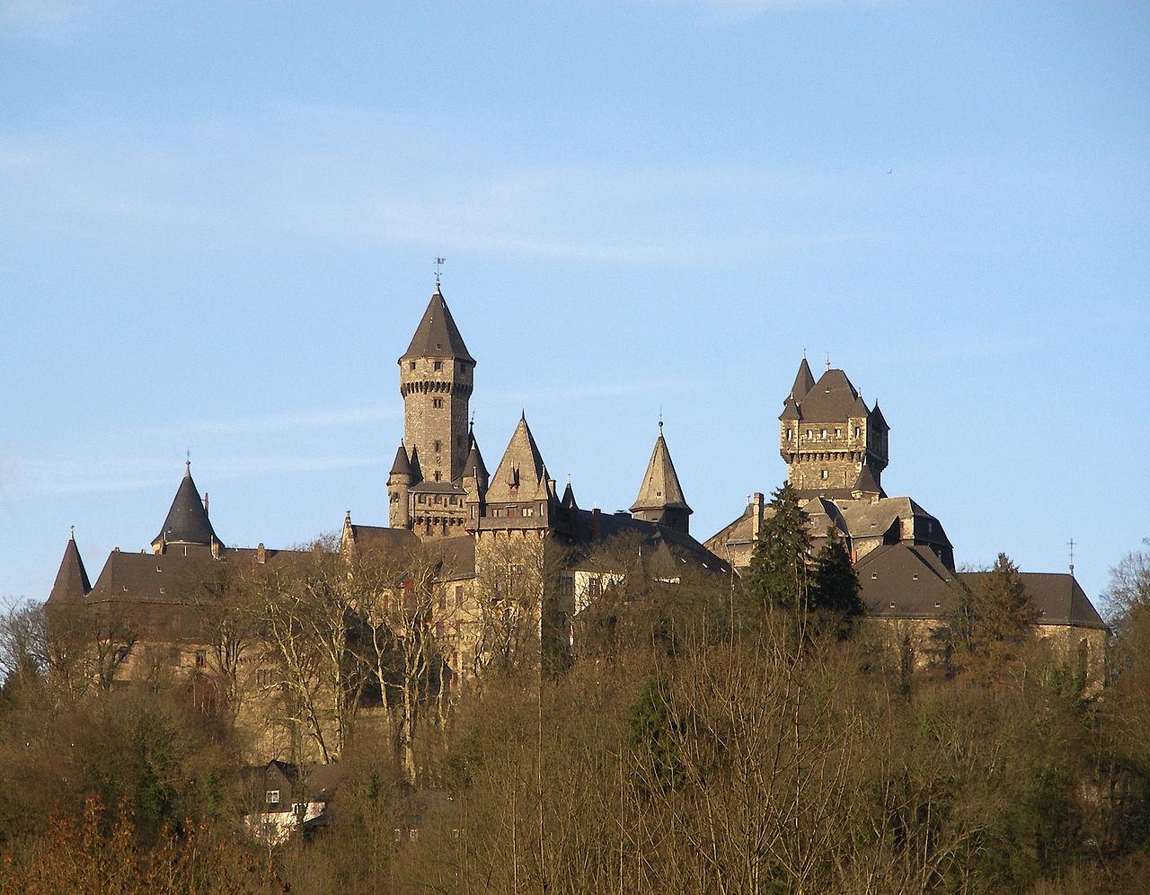 Bild Schloss Braunfels