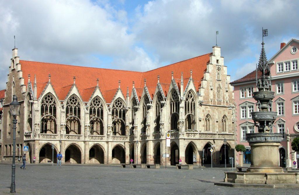 Bild Altstadtrathaus Braunschweig