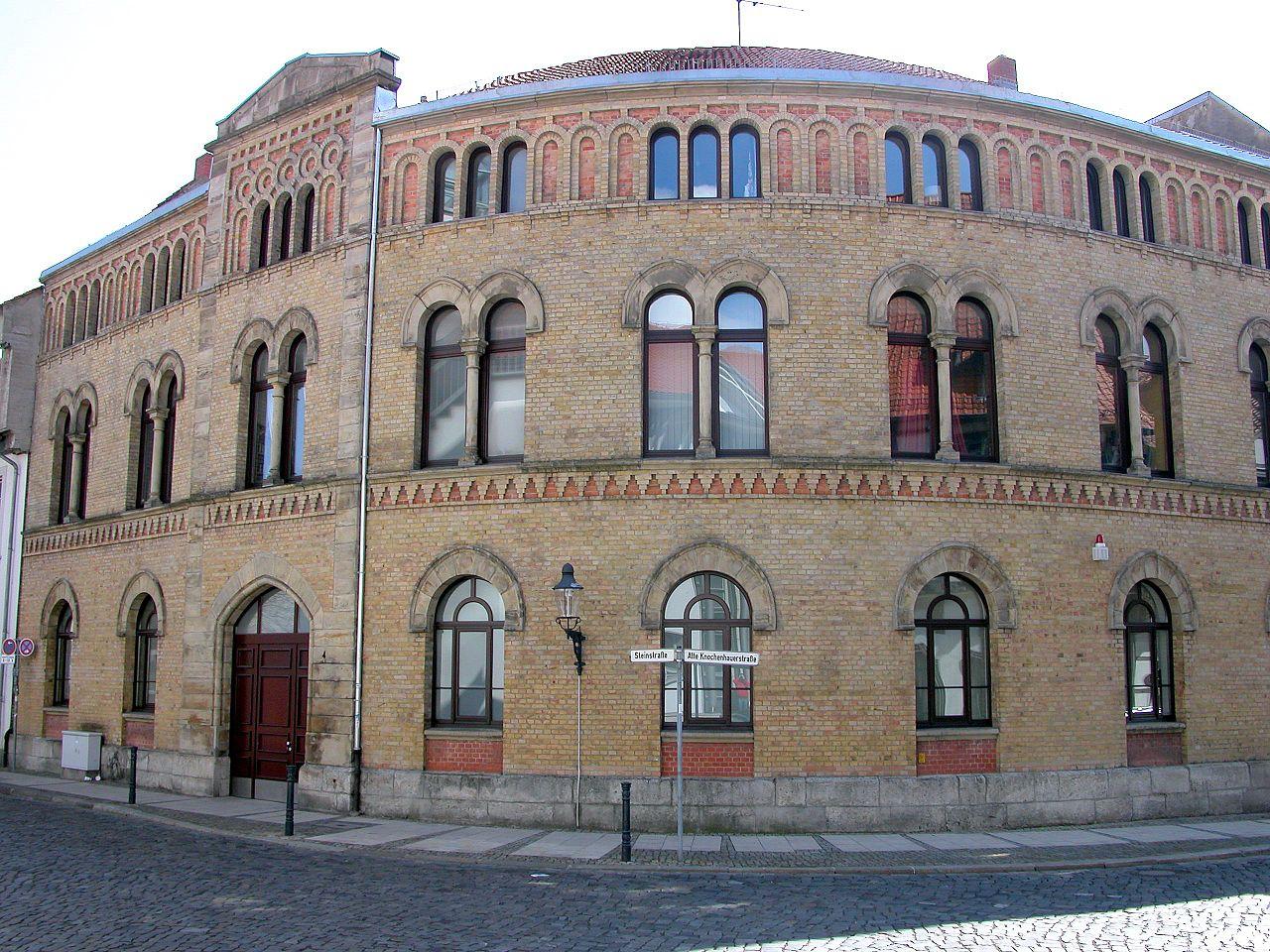 Bild Synagoge Braunschweig