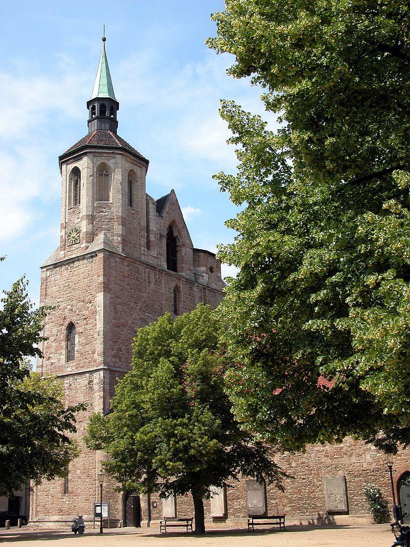 Bild Kirche St. Magni Braunschweig