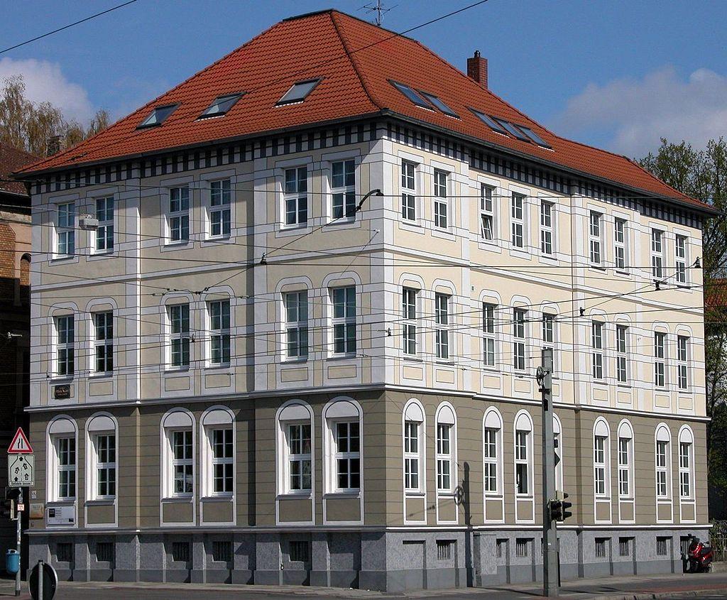 Bild Raabe Haus Braunschweig