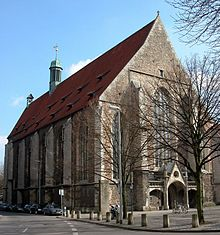 Bild Brüdernkirche Braunschweig