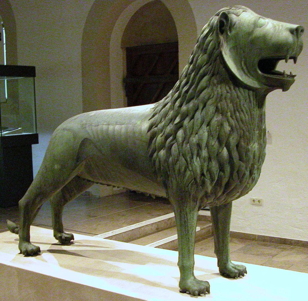 Bild Braunschweiger Löwe