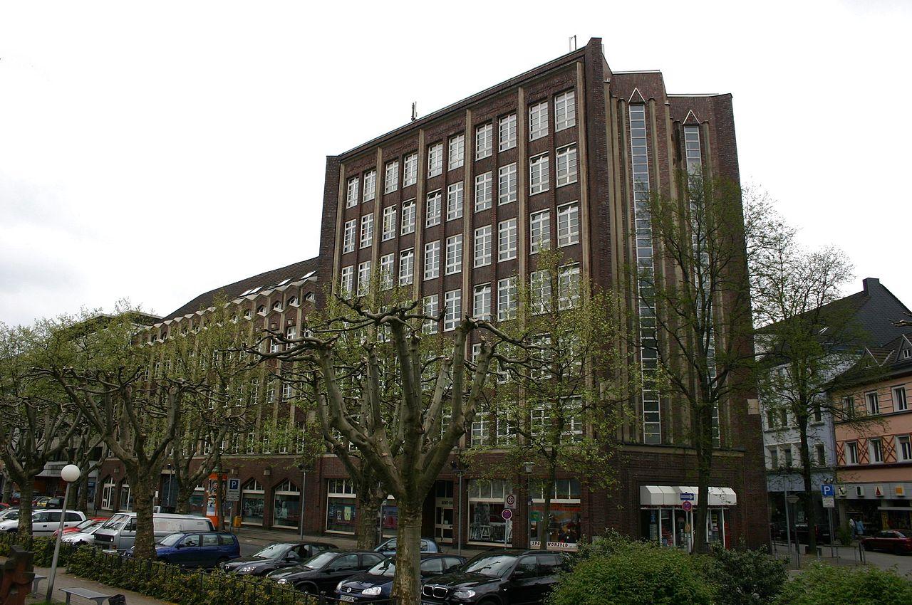 Bild Bert Brecht Haus Oberhausen