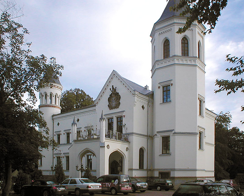 Bild Schloss Bredenfelde