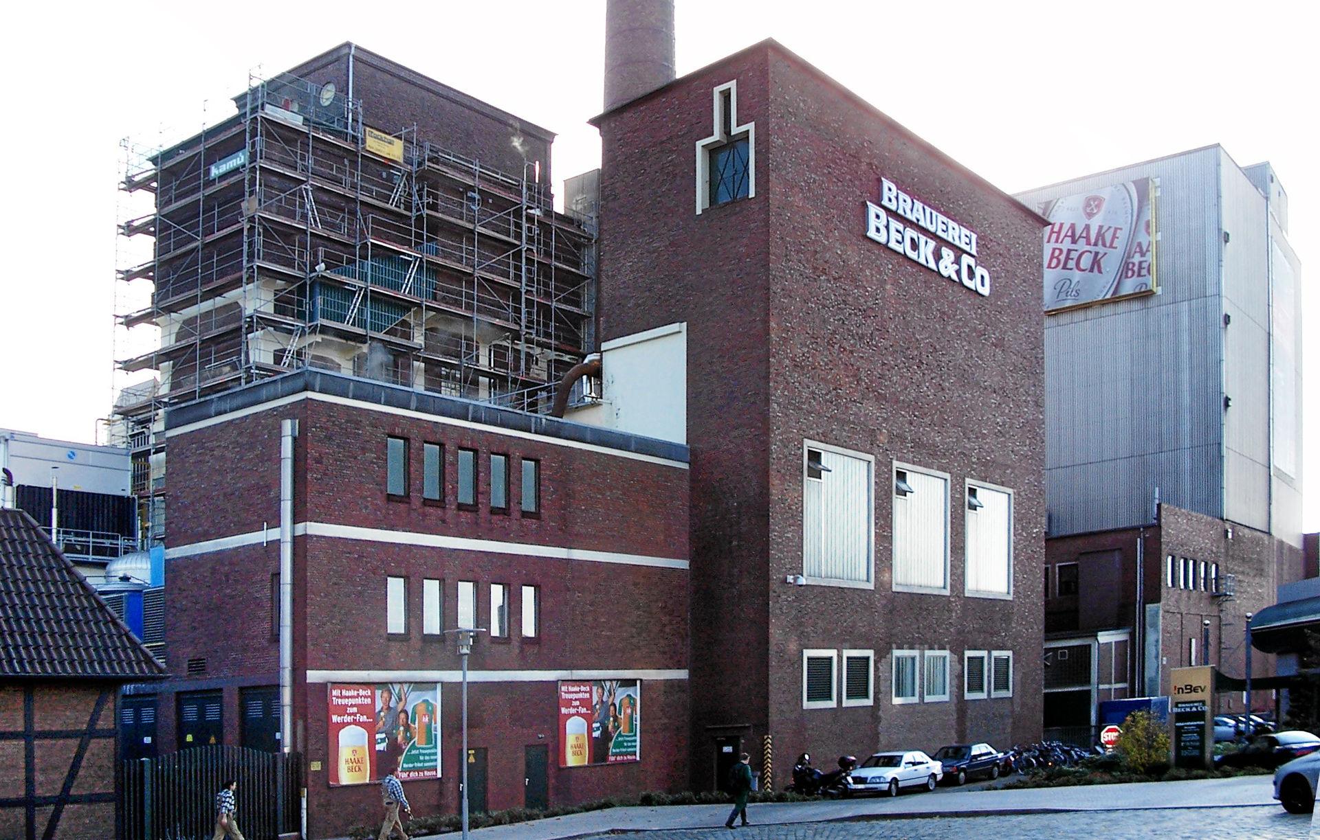 Bild Beck's Brauerei Bremen