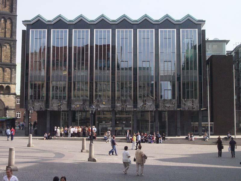 Bild Haus der Bürgerschaft Bremen