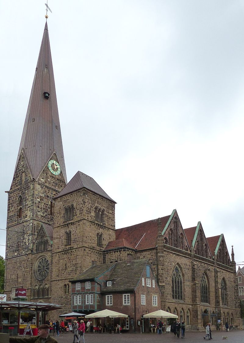 Bild Kirche Unser Lieben Frauen Bremen