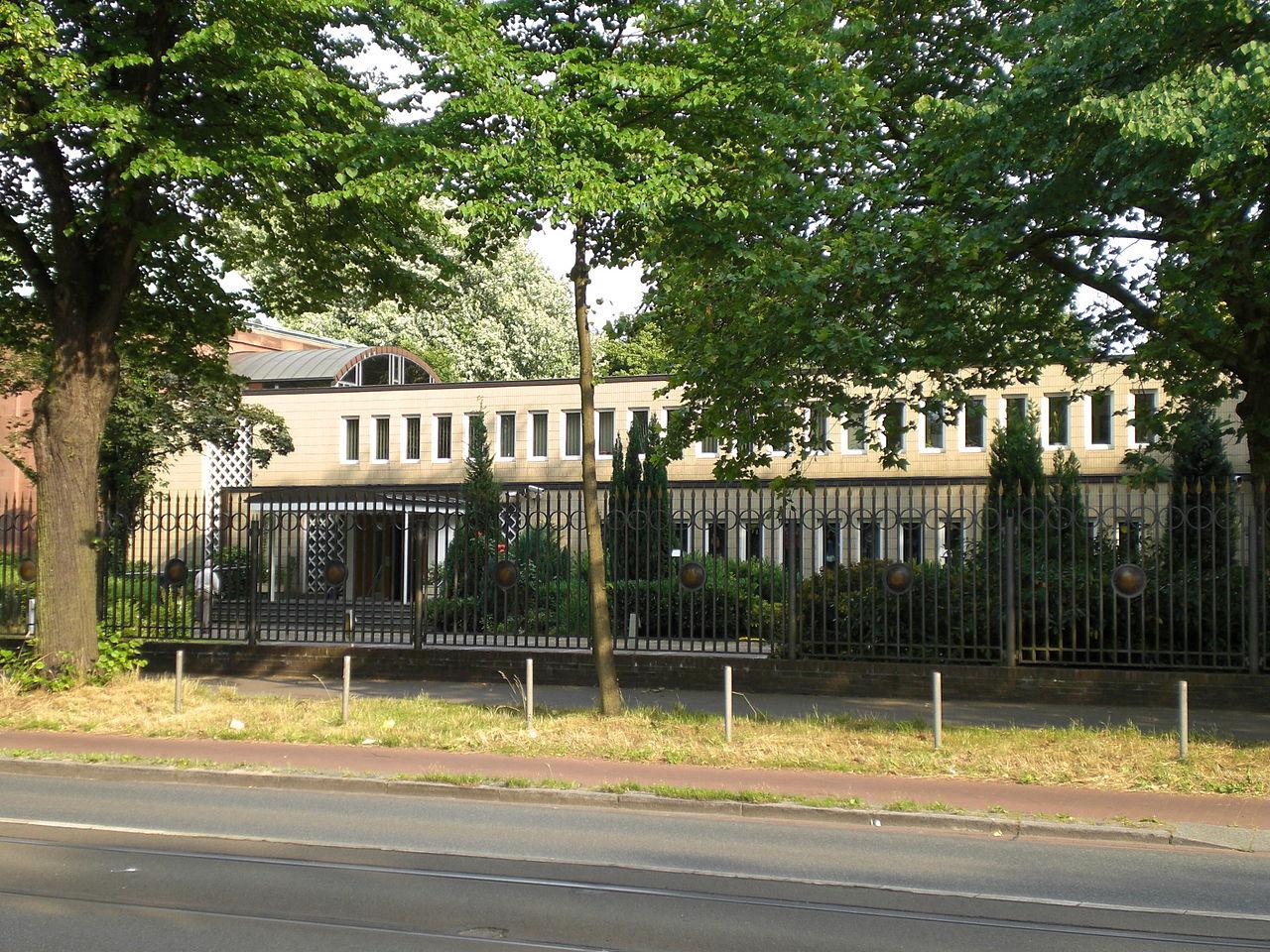 Bild Synagoge Bremen