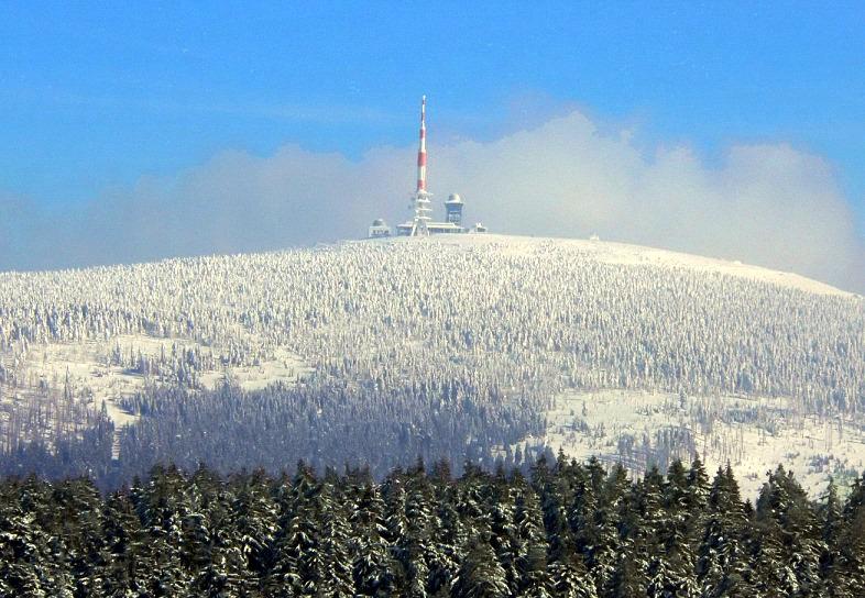 Bild Brocken im Harz Wernigerode