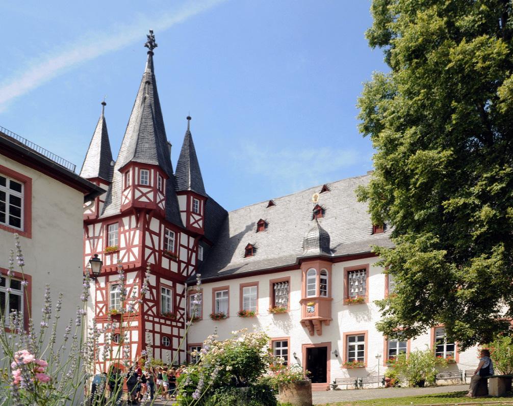 Bild Brömserhof Rüdesheim