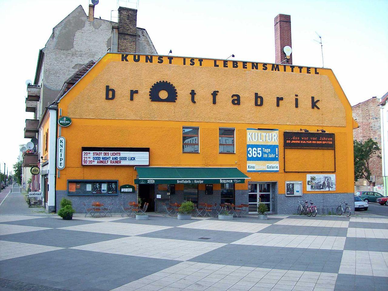 Bild BrotfabrikKino Berlin