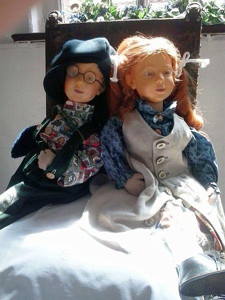 Bild Rudolstädter Ringler Puppen Museum