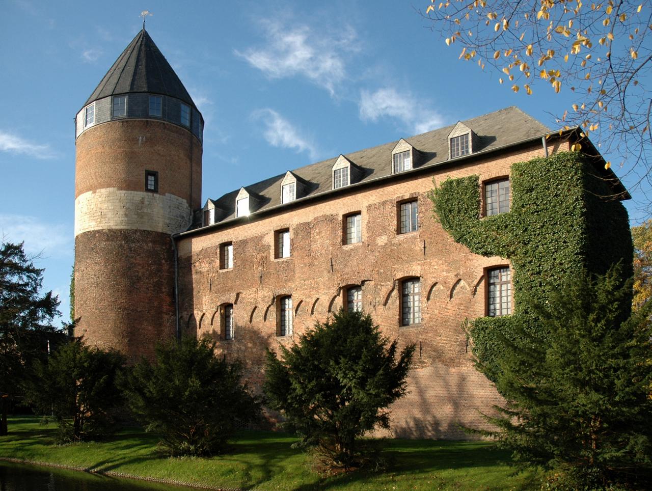 Bild Burg Brüggen