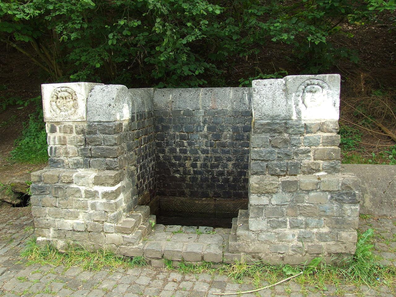 Bild Römische Eifelwasserleitung Nettersheim