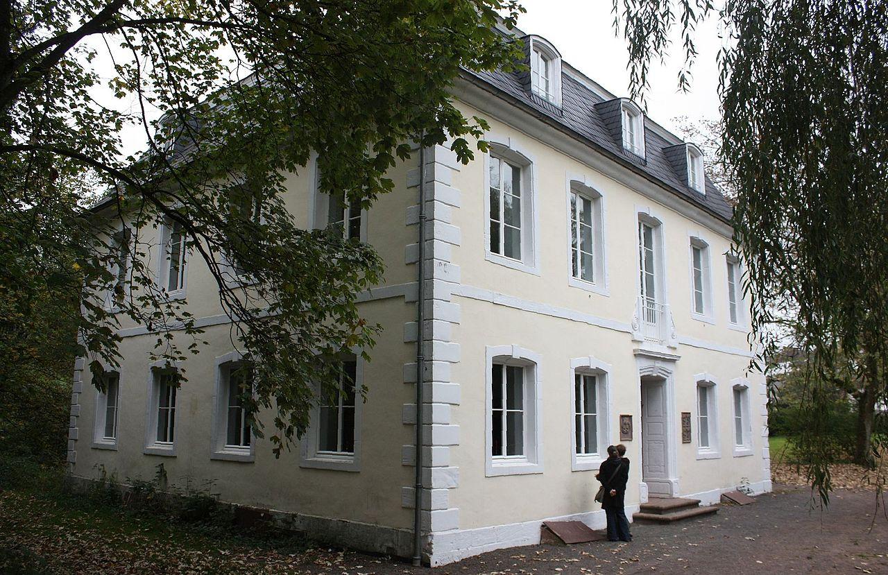 Bild Schloss Buseck Eppelborn