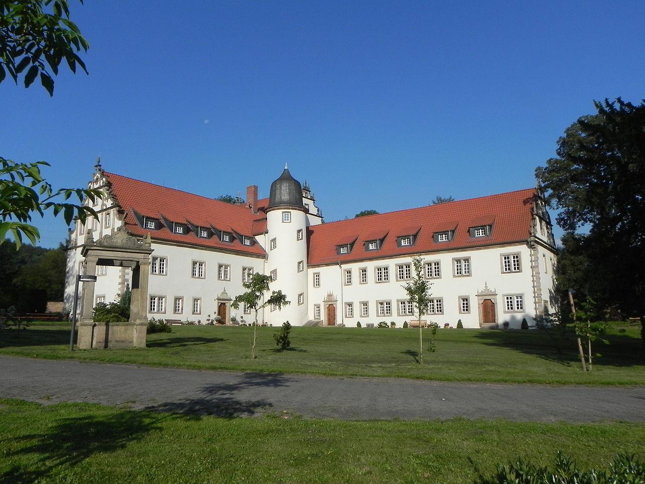 Bild Schloss Buchenau