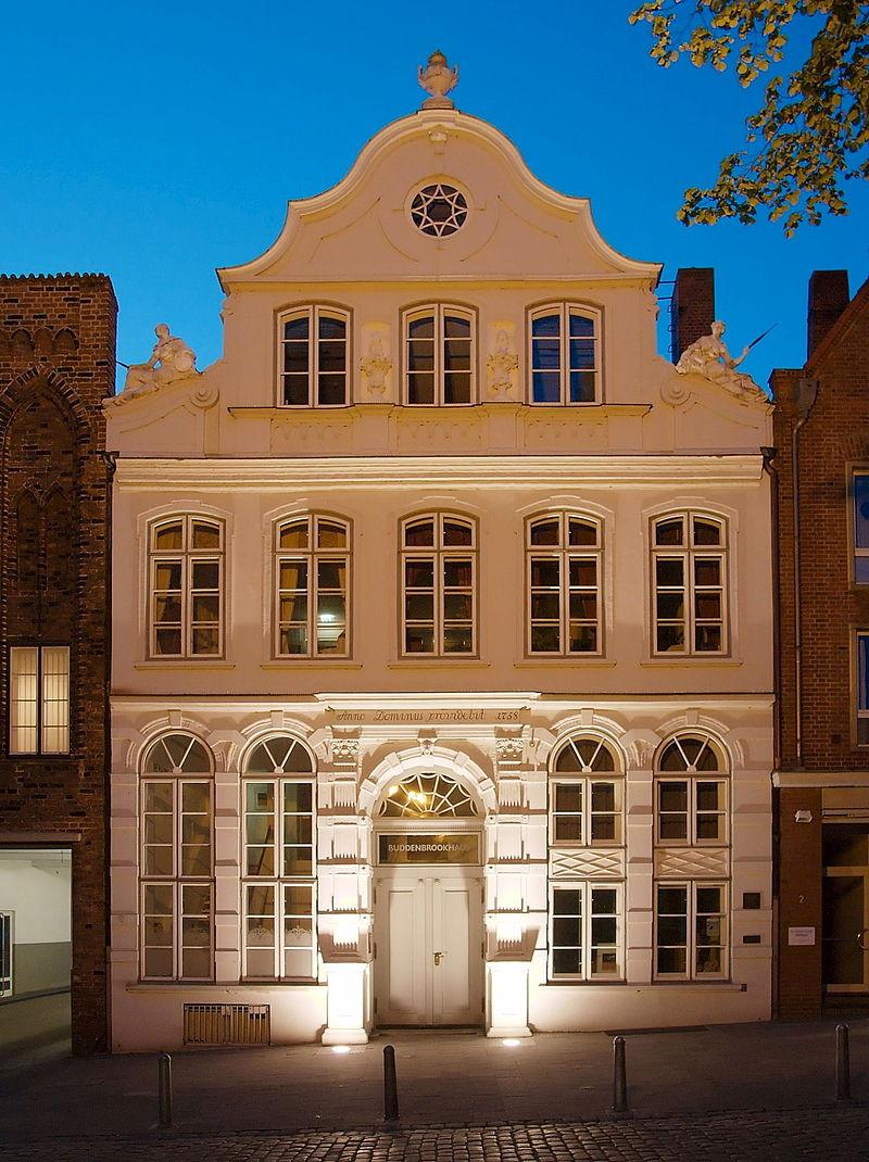Bild Buddenbrookhaus Lübeck