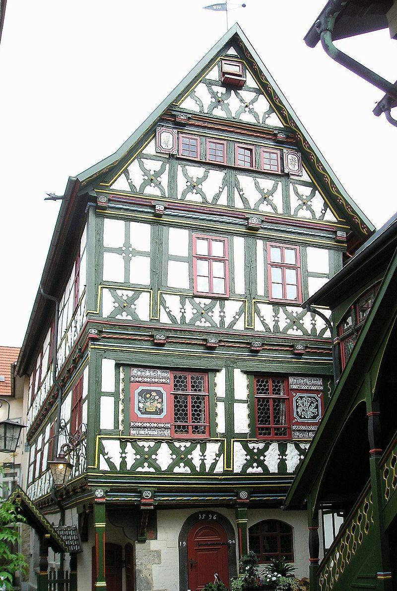 Bild Büchnersches Haus Meiningen